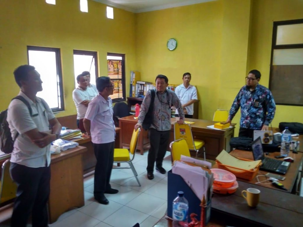 KPK di kantor ULP