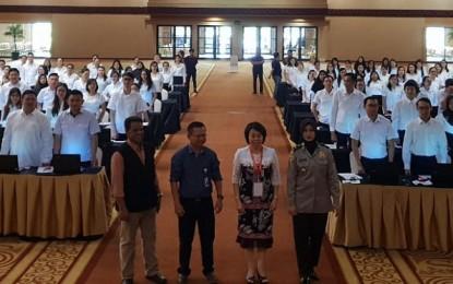 Seleksi Kompetensi Bidang CPNS Provinsi Dikuti 762 Peserta