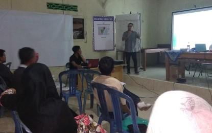 Kembangkan Potensi, Desa Bongkudai Dapat Pelatihan