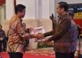 Wagub Kandouw Terima DIPA, Begini Kata Presiden Joko Widodo