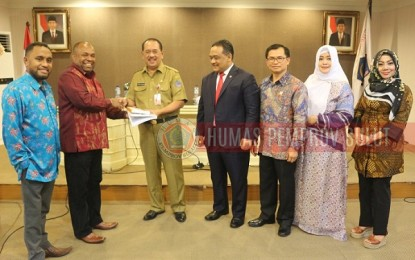 Kunker ke Sulut, Komite I DPD RI Serap Aspirasi Permasalahan Wilayah Perbatasan