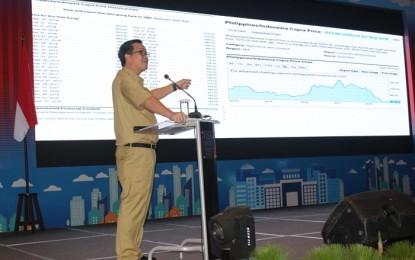 Ekonomi Sulut Diproyeksi Tumbuh Meningkat di Tahun 2019