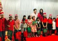 Keluarga Wagub Kandouw Bersukacita Bersama Anak Yayasan Kanker Estella dan ASM