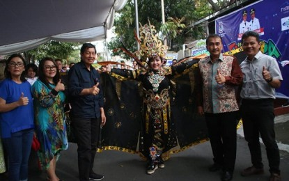 Walikota Vicky Lumentut Buka Acara Figura Kunci Taon Kecamatan Tikala