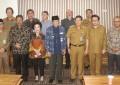 Walikota Vicky Lumentut Beri Kiat Manado sebagai Kota Toleran pada Pemkot Tegal
