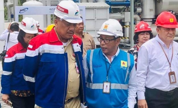 Jerman Beri Bantuan PLTP Binary Cycle 500 KW, Gubernur Olly Apresiasi Langkah Presiden Joko Widodo untuk Rakyat Sulut