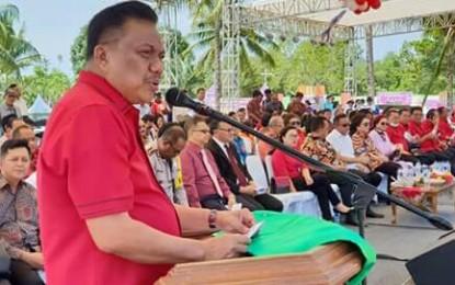 Gubernur Sulut Minta Bupati dan Walikota Bergerak Basmi dan Kendalikan DBD