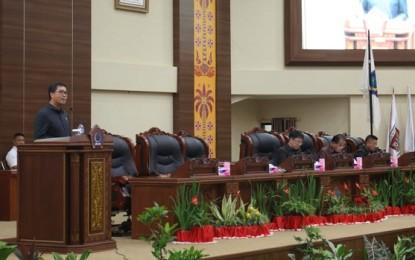 Wagub Kandouw Ajak Masyarakat Sukseskan Pemilu 2019