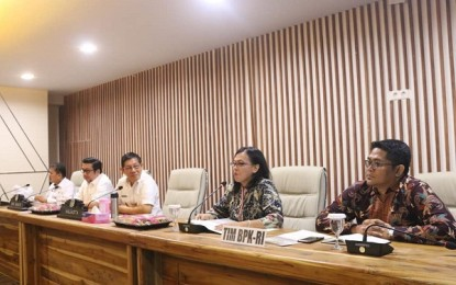 Walikota Manado Terima TIM BPK RI Perwakilan Sulut