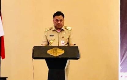 Gubernur Olly Ajak TNI Polri Saling Topang Sukseskan Pemilu 2019 di Sulut