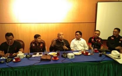 LMI Banten Terus Bangkit,  Pdt Hanny Pantow ; Dibalik persoalan ada berkat