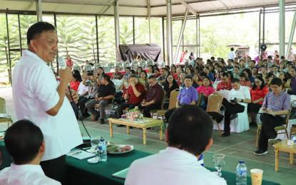 Gubernur Olly Apresiasi Solidnya Kerja Sama Pemprov dan GMIM