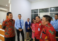 Wagub Kandouw Beri Motivasi Jajaran Bank SulutGo Cabang Melonguane