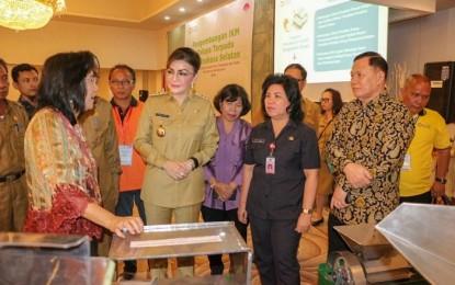 Minsel di Tetapkan sebagai Sentra Pengembangan Kelapa Terpadu di Indonesia