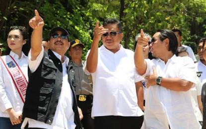 Kolaborasi Pemprov-Swasta Sukses, Menpar Arief : KEK Tanjung Pulisan Gol Juni 2019
