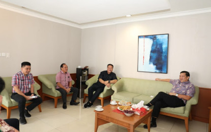 Sidak di Badan Penghubung Jakarta, Ini yang Ditemukan Wagub Kandouw