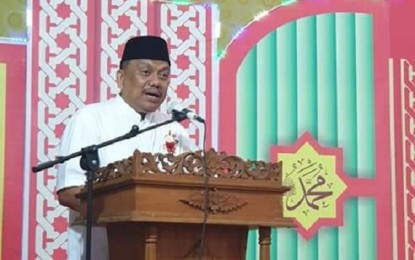 Gubernur Olly Dondokambey Buka STQH XXV Sulut di Asrama Haji Tuminting