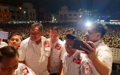 Gubernur Olly Dondokambey Ajak Pemuda GPdI Sambut Paskah Dengan Sukacita