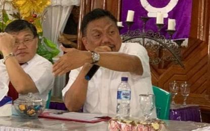 Gubernur Olly Bawa Materi Wawasan Kebangsaan Pada Pembekalan Pelsus GMIM