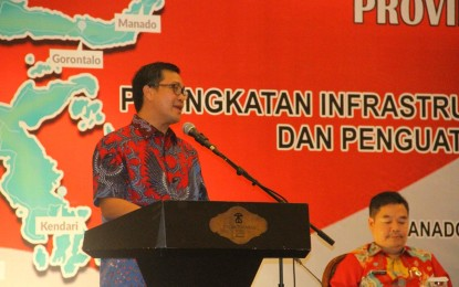 Buka Musrenbang Regional, Wagub Kandouw Harap Ada Komitmen Bersama Antar Pimpinan Daerah se-Sulawesi Perkuat Ekonomi Daerah