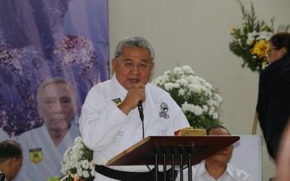 Karate Open Tournament Kajati Sulut Cup Resmi Dibuka