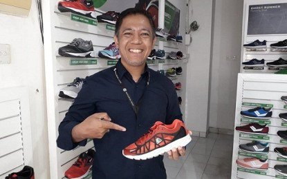 Ekspansi Cabang di Manado, League Luncurkan Produk Terbaru Valiant, All In One Shoes