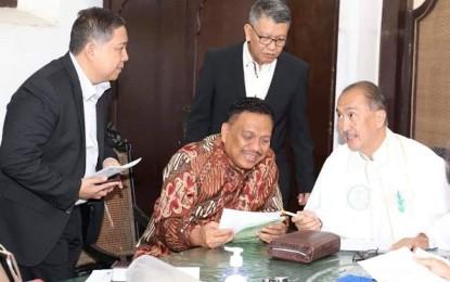 Gubernur Olly Dondokambey Optimis Konas FK PKB PGI Berlangsung Sukses