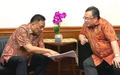 Genjot Pembangunan Infrastruktur, Gubernur Olly Usulkan Proyek Baru ke Menteri PPN