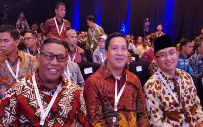 Dibuka Presiden Jokowi, Wagub Kandouw Hadiri Musrenbangnas 2019