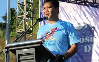 Wagub Kandouw Dukung Gerakan Nasional Non Tunai Tol Manado-Bitung