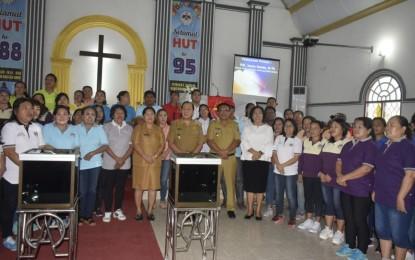 Peringati HUT PI Ke-188, Lomban: Pentingnya Kolaborasi Antara Gereja dan Pemerintah