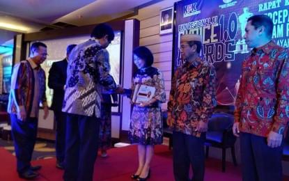 Pemprov Sulut Raih Penghargaan BKN Regional XI Award 2019