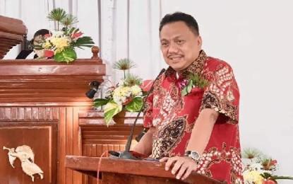 Gubernur Olly Ajak Masyarakat Sulut Hargai Putusan Mahkamah Konstitusi