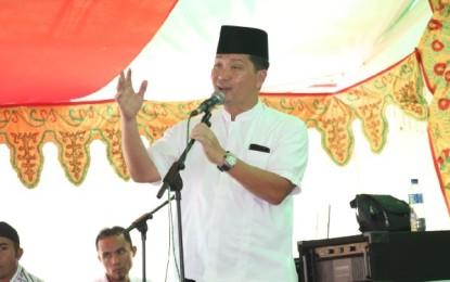 Wagub Kandouw Ajak Masyarakat Pertahankan Sulut Sebagai Miniatur Kerukunan Indonesia