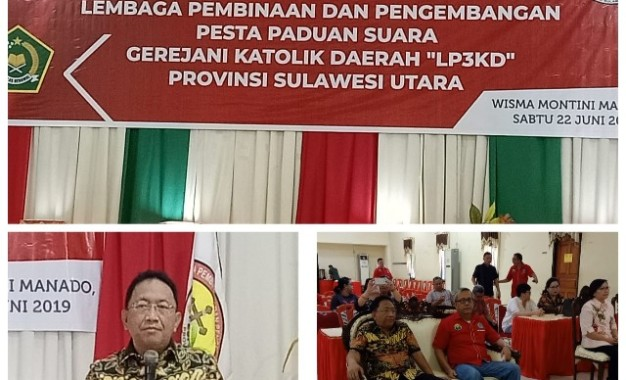 Sekdaprov Silangen : Sulawesi Utara Surganya Paduan Suara