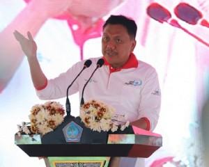 OASE KK Tanam Lima Ribu Mangrove, Gubernur : Hutan Mangrove Destinasi Wisata Baru Sulut