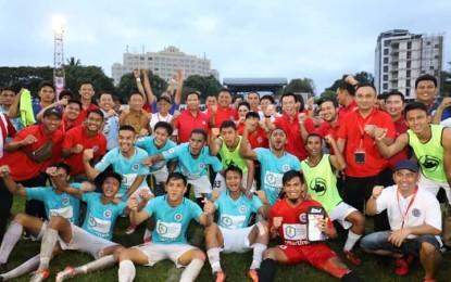 Bantai Mitra Kukar 2-1, Olly : Sulut United Hebat
