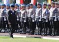 Inilah Amanat Presiden yang Dibacakan Gubernur Olly di Hari Bhayangkara ke-73