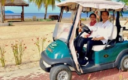Presiden Jokowi Back Up Sektor Pariwisata dan Pendukungnya di Sulut (2)