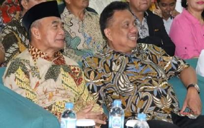 Gubernur Olly Apresiasi Silaturahmi Syawal 1440 Hijriah Muhammadiyah Sulut