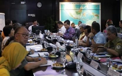 Sulut Tuan Rumah IAS, Wagub Kandouw Bahas Bersama Menko Maritim