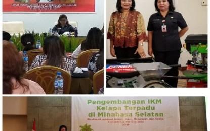 Dongkrak Nilai Jual Kelapa, ODSK Dorong Inovasi Produk Turunan Kelapa