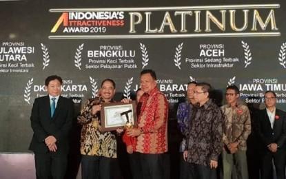Pemprov Sulut Sabet Dua Penghargaan IAA 2019