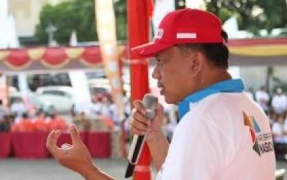 Besarnya Perhatian Gubernur Olly Untuk Industri BPR di Sulut