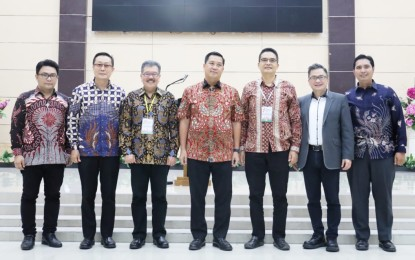 Wagub Kandouw Hadiri Pembukaan IFA International Conference