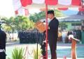 Wagub Kandouw Serahkan Kado Remisi dari Menkumham Bagi Warga Binaan di Lapas Tuminting Manado