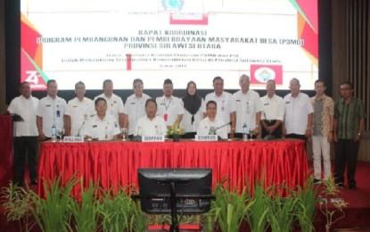 Kompaknya Kabupaten/Kota dan Provinsi Berdampak Turunkan Angka Kemiskinan Sulut
