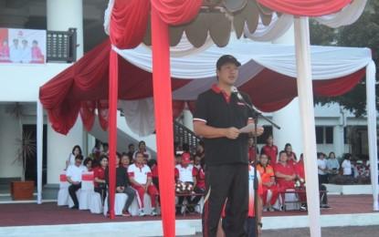 Wagub Kandouw Canangkan Rangkaian Kegiatan HUT ke-74 RI dan HUT ke-55 Provinsi Sulut