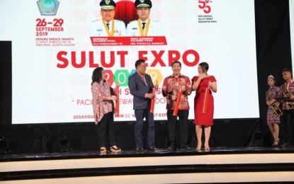 Sulut Expo 2019 Sukses, Pembangunan Progresif, ODSK Bersyukur
