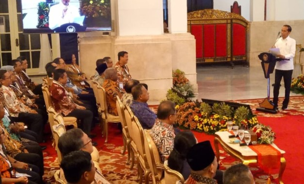Wagub Kandouw Apresiasi Presiden Jokowi Resmikan Tol Langit